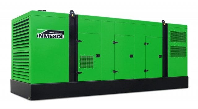 Heavy Range generator sets, Models IT-865, IT-1010 and IT 1115