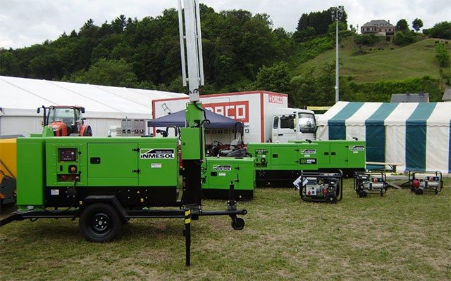 Inmesol participated Ettelbruck Agricultural Trade Fair Luxembourg 2014