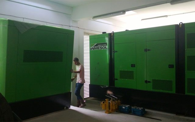 parallel generator sets – IT720 and IT310 –