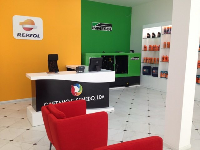 NGRC, Lda. it is a distributor for Repsol lubricants and Tokheim petrol pumps in Angola.