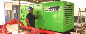 Douala Airport Acquires One of Our Generator Sets