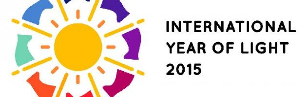 2015, International Year of Light and Light-Based Technologies