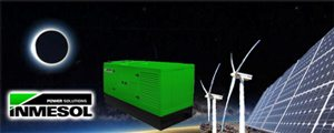 Generator Sets Guarantee Continuous Power Supply During Solar Eclipses