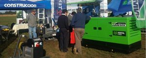 Inmesol Generator Sets at the 1st Edition of ExpoColun