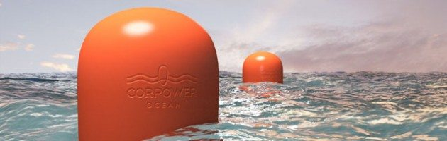 Iberdrola and CorPower Ocean Will Produce Clean Energy Using Wave Power