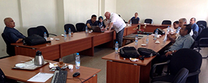 Training Course given by INMESOL to  Technical Engineers of ONFC in Morocco