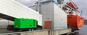 Generator Sets in Ports