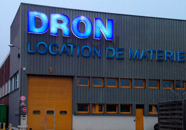 DRON Company in France