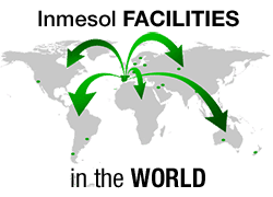 Inmesol facilities in the world