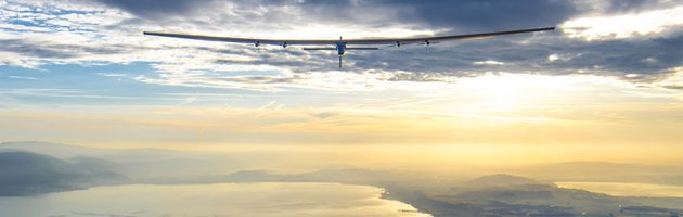 Solar Impulse 2 New York Seville