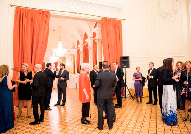 ASEAMAC 20th Anniversary Gala Dinner at the historical Casino de Madrid