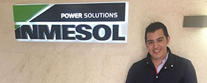ERLUX Power Group Manager Visits INMESOL