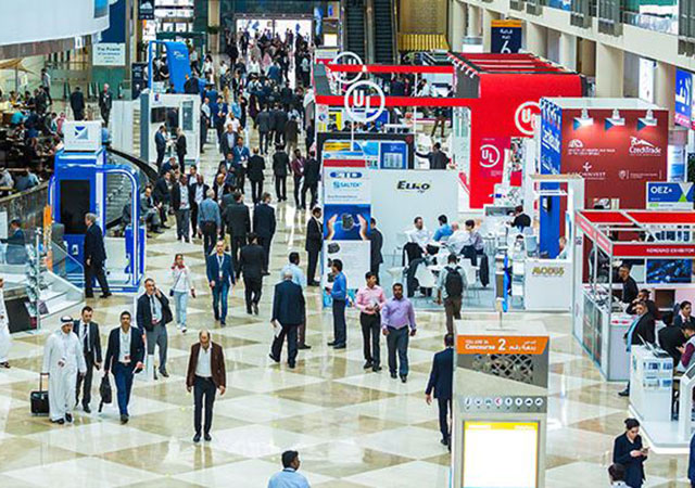 2017 Middle East Electricity Fair
