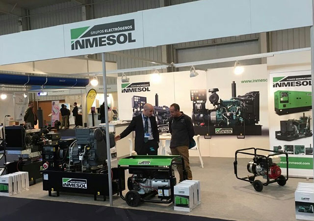 INMESOL booth