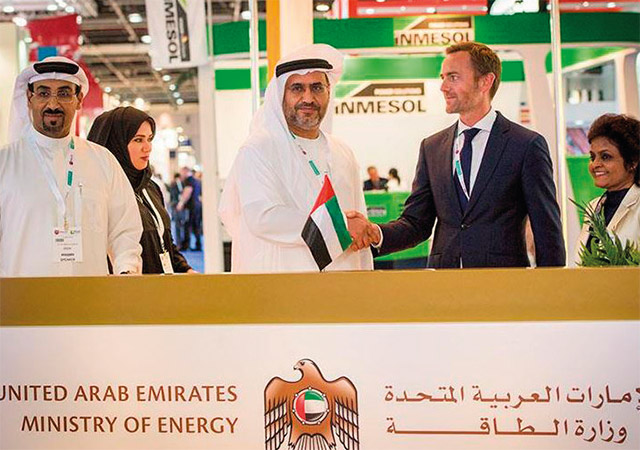 MEE 2018 Organised by the UAE Energy Ministry