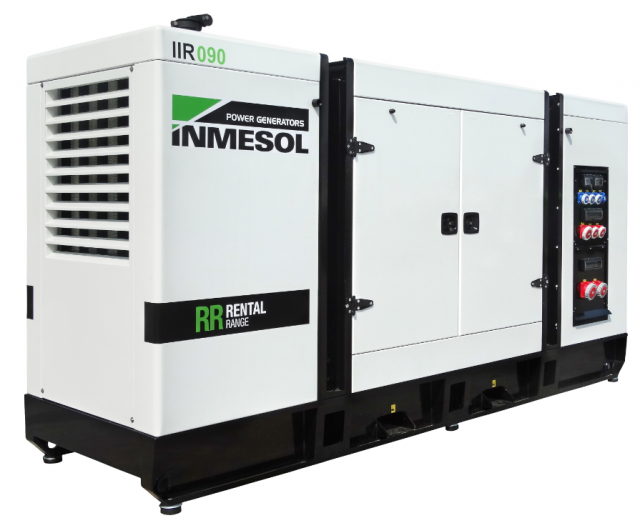 new SUPER SOUNDPROOFED gensets regarded as some of the sturdiest and quietest on the market
