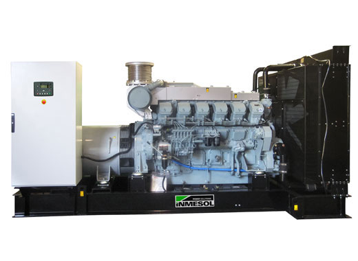Generator Stand-by automatic.AM-2235 - MITSUBISHI - S16R PTAA2 - 1.500 R.P.M. | 50 Hz