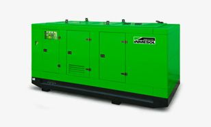 Generator sets MEDIUM POWERS OPEN, SOUNDPROOF, CONTAINER
